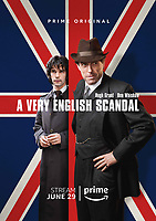 A VERY ENGLISH SCANDAL (mini, 2018)<br /> POSTER<br /> *Filmstill - Editorial Use Only*<br /> CAP/FB<br /> Image supplied by Capital Pictures