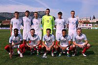 Japan Under-20 vs England Under-20 27-05-16