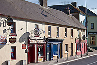 Pat Short Bar, Pharmacy and Barber Shop near Youghal, County Cork, Ireland