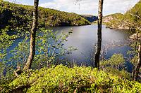Norway, Sokndal, Løtoft.