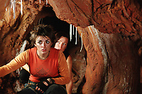 The Descent (2005) <br /> Nora-Jane Noone &amp; Alex Reid<br /> *Filmstill - Editorial Use Only*<br /> CAP/KFS<br /> Image supplied by Capital Pictures