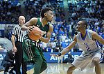 January 20, 2016 - Colorado Springs, Colorado, U.S. -  Colorado State guard, John Gillon #4, in action during an NCAA basketball game between the Colorado State University Rams and the Air Force Academy Falcons at Clune Arena, United States Air Force Academy, Colorado Springs, Colorado.  Colorado State defeats Air Force 83-79.