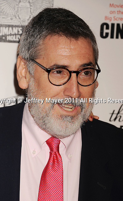 BEVERLY HILLS, CA - OCTOBER 14: John Landis arrives at the The 25th American Cinematheque Award Honoring Robert Downey Jr. at The Beverly Hilton hotel on October 14, 2011 in Beverly Hills, California.