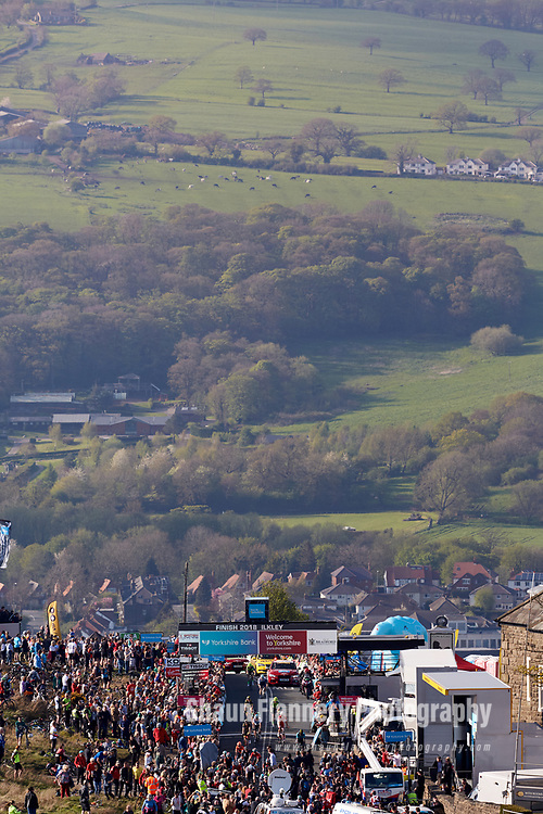 Picture by Shaun Flannery/SWpix.com - 04/05/2018 - Cycling - 2018 Tour de Yorkshire - Stage 2: Barnsley to Ilkley - Yorkshire, England -