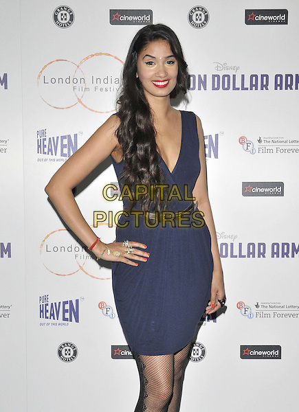 LONDON, ENGLAND - JULY 14: Shay Grewal attends the London Indian Film Festival &quot;Million Dollar Arm&quot; UK film premiere, Cineworld Shaftesbury Avenue cinema, Coventry St., on Monday July 14, 2014 in London, England, UK. <br /> CAP/CAN<br /> &copy;Can Nguyen/Capital Pictures