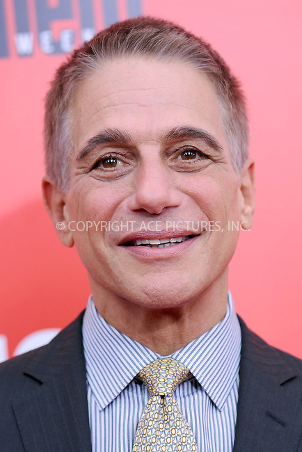 WWW.ACEPIXS.COM<br /> September 12, 2013...New York City<br /> <br /> Tony Danza attending 'Don Jon' New York Premiere at SVA Theater on September 12, 2013 in New York City.<br /> <br /> Please byline: Kristin Callahan/Ace Pictures<br /> <br /> Ace Pictures, Inc: ..tel: (212) 243 8787 or (646) 769 0430..e-mail: info@acepixs.com..web: http://www.acepixs.com