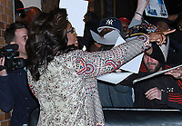 NEW YORK, NY - April 10: Oprah Winfrey at The Daily Show With Trevor Noah on April 10, 2019 in New York City. <br /> CAP/MPI/RW<br /> &copy;RW/MPI/Capital Pictures