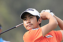 Soomin Lee (KOR) in action during the second round of the Troph&eacute;e Hassan II played at Royal Golf Dar Es Salam, Rabat, Morocco<br />  20/04/2018.<br /> Picture: Golffile | Phil Inglis<br /> <br /> <br /> All photo usage must carry mandatory copyright credit (&copy; Golffile | Phil Inglis)