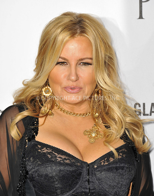 WWW.ACEPIXS.COM....October 11 2012, LA ....Jennifer Coolidge arriving at the amfAR 3rd Annual Inspiration Gala at Milk Studios on October 11, 2012 in Los Angeles, California. ......By Line: Peter West/ACE Pictures......ACE Pictures, Inc...tel: 646 769 0430..Email: info@acepixs.com..www.acepixs.com