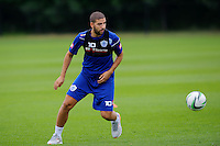 Adel Taarabt of QPR in training