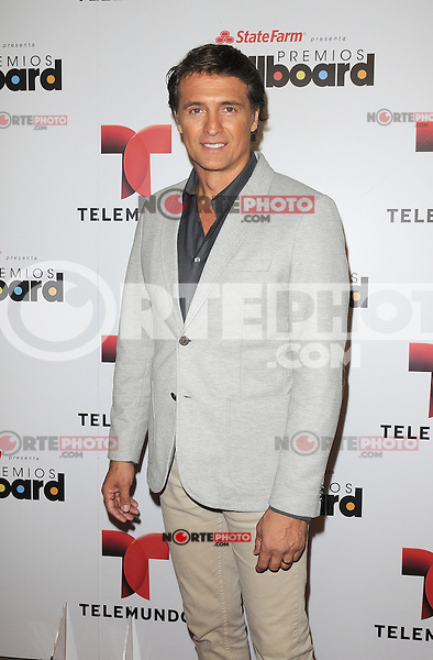 MIAMI, FL - FEBRUARY 05: Juan Soler at the Telemundo and Premios Billboard 2013 Press Conference at Gibson Miami Showroom on February 5, 2013 in Miami, Florida. © MPI10/MediaPunch Inc /NortePhoto