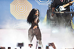 "Nicki Minaj performs as part of ""Good Morning America's"" 2015 Summer Concert Series"