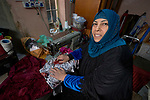 Annoud Mohamad Ali participated in a sewing course conducted by RNVDO in Mosul, Iraq, which has helped her to earn income for her family. The class was supported by the ACT Alliance.<br /> <br /> No social media use.