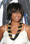 Monique Coleman at The Newline Cinema & Warner Brothers L.A. Premiere of 17 Again held at The Grauman's Chinese Theatre in Hollywood, California on April 14,2009                                                                     Copyright 2009 RockinExposures