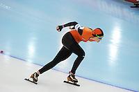 OLYMPICS: SOCHI: Adler Arena, 11-02-2014, 500m Ladies, Lotte van Beek (NED), ©foto Martin de Jong