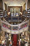 Lello Bookshop, Porto - Oporto, Portugal