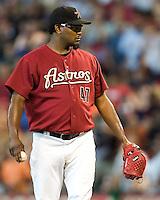 Valverde, Jose 5983.jpg Philadelphia Phillies at Houston Astros. Major League Baseball. September 6th, 2009 at Minute Maid Park in Houston, Texas. Photo by Andrew Woolley.