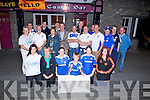 CHEQUE: The Kerry Chelsea supporters club who on Saturday night presented a cheque of ?6,500 to The Recovery Haven,at The Castle Bar, Tralee.