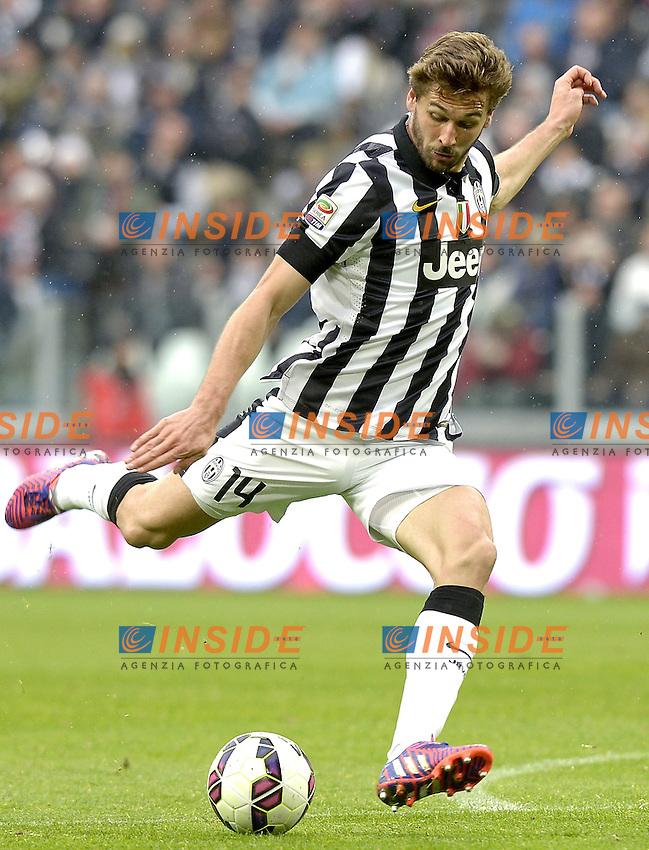 Fernando Llorente Juventus,<br /> Torino 22-03-2015, Juventus Stadium, Football Calcio 2014/2015 Serie A, Juventus - Genoa, Foto Filippo Alfero/Insidefoto