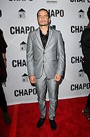 19 April 2017 - Los Angeles, California - Juan Carlos Olivas. Univision's 'El Chapo' Original Series Premiere Event held at The Landmark Theatre. Photo Credit: AdMedia