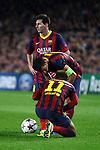 UEFA Champions League 2013/14.