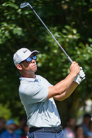 Paul Casey (GBR) watches his tee shot on 11 during round 2 of the WGC FedEx St. Jude Invitational, TPC Southwind, Memphis, Tennessee, USA. 7/26/2019.<br /> Picture Ken Murray / Golffile.ie<br /> <br /> All photo usage must carry mandatory copyright credit (© Golffile | Ken Murray)