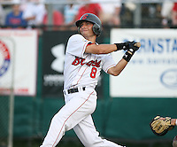 July 28th 2007:  Ben Guez during the Cape Cod League All-Star Game at Spillane Field in Wareham, MA.  Photo by Mike Janes/Four Seam Images