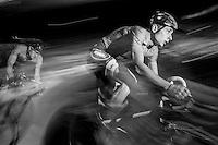 focused for speed: Marc Hester (DEN) & Jesper Morkov (DEN)<br /> <br /> 2016 Gent 6<br /> day 5