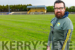 GAA referee Seamus Mulvihill (St Senans GAA Club) pictured in Mountcoal on Friday.