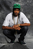 MIAMI, FL - JUNE 6: Nipsey Hussle poses for a portrait on June 9, 2009 in Miami Florida. (Photo by Larry Marano © 2009