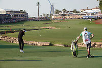 Mike Lorenzo-Vera (FRA) during the final round of the DP World Championship, Earth Course, Jumeirah Golf Estates, Dubai, UAE. 24/11/2019<br /> Picture: Golffile | Phil INGLIS<br /> <br /> <br /> All photo usage must carry mandatory copyright credit (© Golffile | Phil INGLIS)