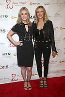 LOS ANGELES, CA - FEBRUARY 15: Ashley Jones, Katherine Kelly Lang, at Jane Seymour, Open Hearts Foundation Celebrates its 10th Anniversary at SLS Hotel, Beverly Hills in Los Angeles California on February 15, 2020.  <br /> CAP/MPI/SAD<br /> ©SAD/MPI/Capital Pictures