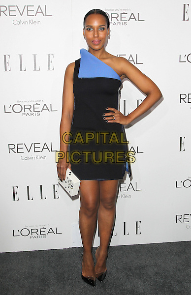20 October  2014 - Beverly Hills, California - Kerry Washington. 2014 ELLE Women In Hollywood Awards held at the Four Seasons Hotel.  <br /> CAP/ADM/FS<br /> &copy;Faye Sadou/AdMedia/Capital Pictures