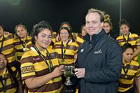 20170816 College Girls Rugby Premier 2 Final - Porirua College v St Mary's College 2