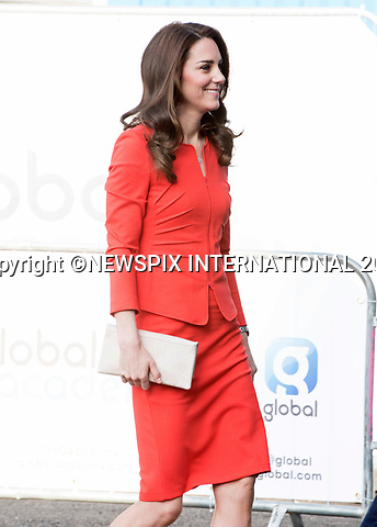 20.04.2017; Hayes,UK: KATE MIDDLETON <br />