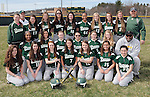4-29-15, Huron High School softball team