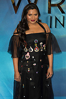 Mindy Kaling attends A WRINKLE IN TIME European Premiere - London, UK  March 13, 2018. Credit: Ik Aldama/DPA/MediaPunch ***FOR USA ONLY***