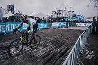 Marcel Wildhaber (SUI)<br /> <br /> Elite Men's Race<br /> UCI CX Worlds 2018<br /> Valkenburg - The Netherlands