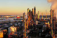 oil refinery, Texas