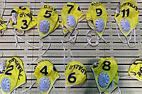 Calottine Rapallo <br /> Roma 04-01-2019 Centro Federale  <br /> Final Six Pallanuoto Donne Coppa Italia Quarti di finale <br /> Rapallo Pallanuoto - RN Florentia<br /> Foto Andrea Staccioli/Deepbluemedia/Insidefoto