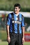 Inter Milan's Julio Cruz