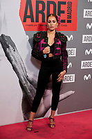 Hiba Abouk attends to ARDE Madrid premiere at Callao City Lights cinema in Madrid, Spain. November 07, 2018. (ALTERPHOTOS/A. Perez Meca) /NortePhoto.com