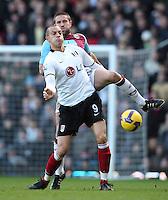 West Ham Utd v Fulham 18-Jan-2009