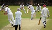 West of Scotland CC V Uddingston CC, Scottish National Cricket League, Premier Div, at Hamilton Cres, Glasgow - - Picture by Donald MacLeod