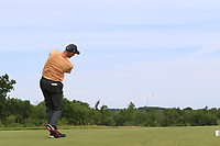 Jim Furyk (USA) tees off the 4th tee during Friday's Round 2 of the 117th U.S. Open Championship 2017 held at Erin Hills, Erin, Wisconsin, USA. 16th June 2017.<br /> Picture: Eoin Clarke | Golffile<br /> <br /> <br /> All photos usage must carry mandatory copyright credit (&copy; Golffile | Eoin Clarke)