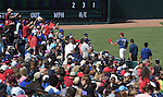 Yu Darvish (Riders),<br /> MAY 1, 2016 - MLB :<br /> Yu Darvish of the Frisco RoughRiders leaves the field after the top of the second inning during the minor's Double-A Texas League baseball game against the Corpus Christi Hooks at Dr Pepper Ballpark in Frisco, Texas, United States. (Photo by AFLO)