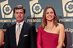 Cayetano Martinez de Irujo during the red carpet of the Liga de Futbol Profesional Awards in Madrid. October 27, 2014. (ALTERPHOTOS/Jose Luis Frias)