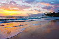 Sunset, Wailea Beach, Maui