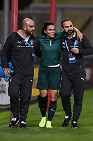 Alia Guagni of Italy injury<br /> Benevento 08-11-2019 Stadio Ciro Vigorito <br /> Football UEFA Women's EURO 2021 <br /> Qualifying round - Group B <br /> Italy - Georgia<br /> Photo Cesare Purini / Insidefoto