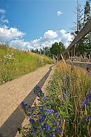 CA- Celestial Walking Path at Fairmont Le Manoir Richelieu, Charlevoix Quebec CA 7 14